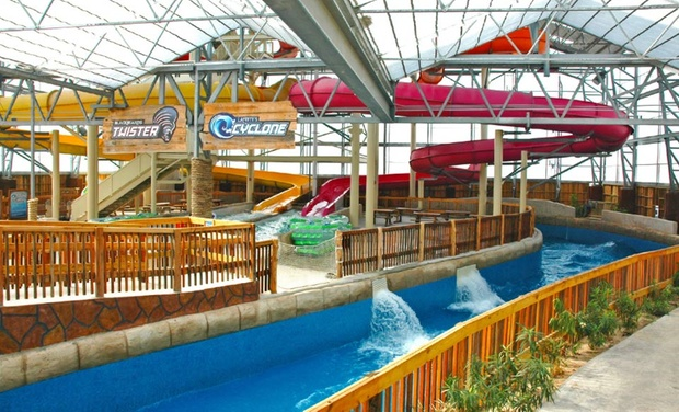 Schlitterbahn Beach Resort and Waterpark - South Padre Island, TX: Stay with Optional Water-Park Passes at Schlitterbahn Beach Resort and Waterpark in Texas. Dates into January.