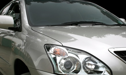 $125 for Window Tinting on Up to Five Rear Windows at Qwik Auto Center ($249 Value)