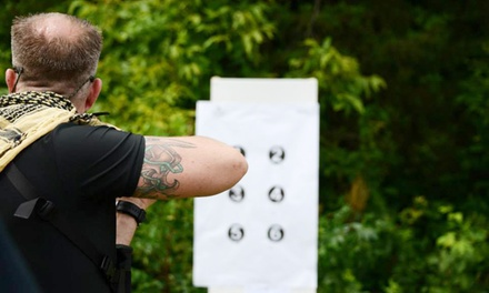 $99 for a Concealed-Carry-Weapon-License Class with Gun Rental at Sovereign Arms ($199 Value)
