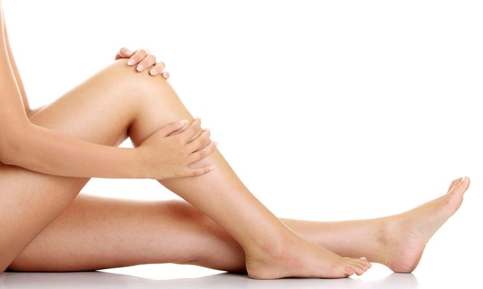 Aqua Medspa and Salon - Beaufort: $299 for Consultation and a 45-Minute Sclerotherapy Vein-Removal Treatment at Aqua Medspa and Salon ($800 Value)