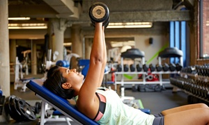 YMCA of Metropolitan Los Angeles: $25 for 25 Days of Visits and Fitness Classes at YMCA of Metropolitan Los Angeles ($625 Value)