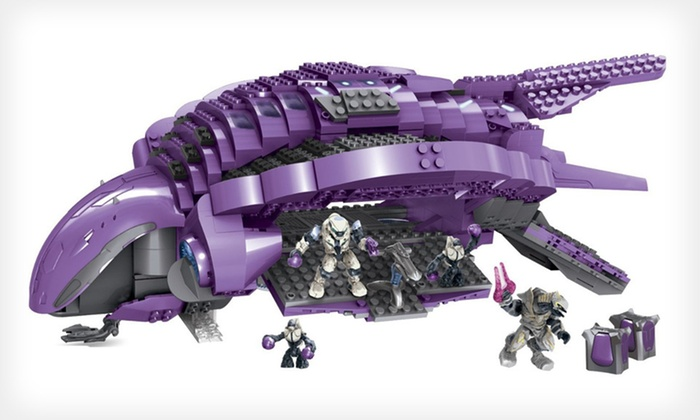 Mega Bloks Halo Aircraft | Groupon Goods