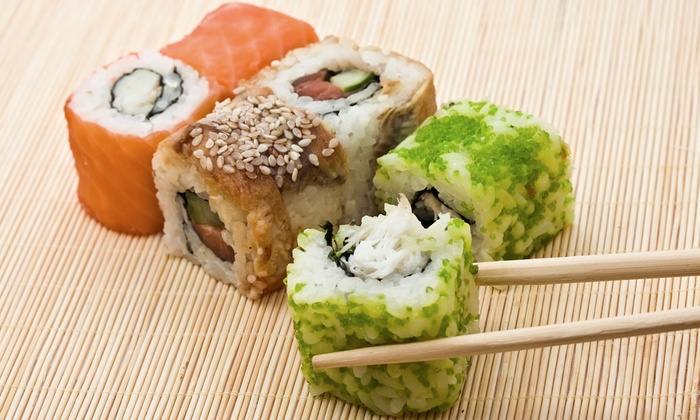 Sushi on the Rocks - Castleton: $25.99 for $50 Worth of Japanese Food and Drinks at Sushi on the Rocks