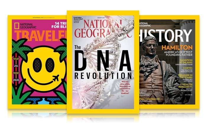 National geographic magazine subscription coupon code