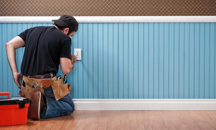 1st Choice Remodeling - Northglenn: $260 for a Handyman for a Day from 1st Choice Remodeling ($520 Value)