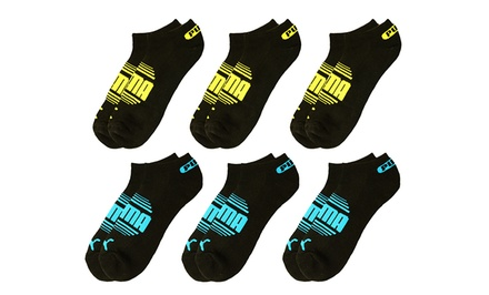 12-Pack of Puma Men's Low-Cut Socks