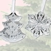 $29 for a Set of Sorelle Crystal Ornaments