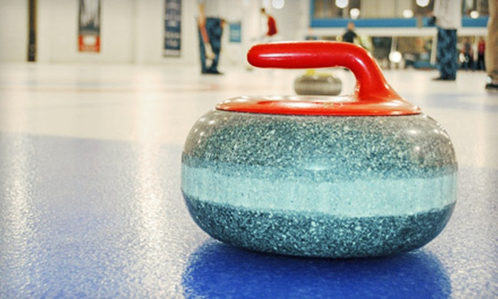 Rock Solid Productions - Multiple Locations: $15 for 60-Minute Curling Class for Two at Rock Solid Productions ($40 Value)
