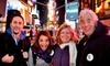 Broadway Up Close Walking Tours - New York: Two-Hour Walking Tour for Two or Four from Broadway Up Close Walking Tours (Up to 51% Off)