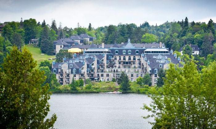 Hotel Ste Adele Quebec