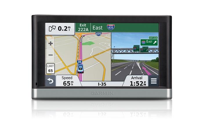 "Garmin nuvi 2598LMTHD 5"" GPS Navigation Lifetime Map And Traffic Updates"
