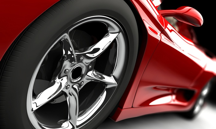 New Life Auto Spa - Sun City: Ultimate Detail for Car, Truck, Van, or SUV at New Life Auto Spa (Up to 50% Off)