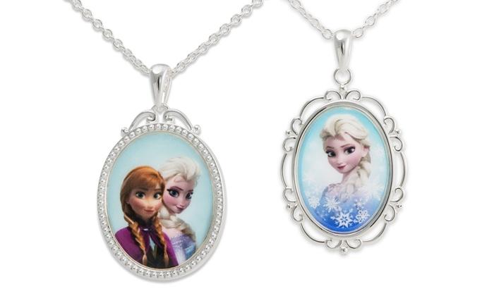 Disney S Frozen Jewelry Groupon