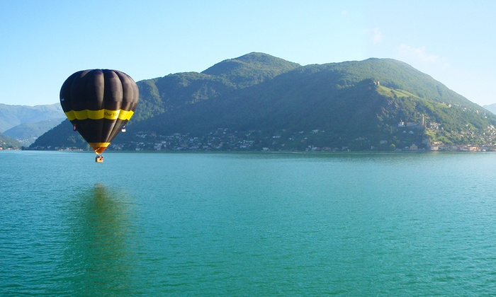 Balloon Team - Più sedi: Volo in mongolfiera di un'ora a 139,90 € con partenze in tutta Italia