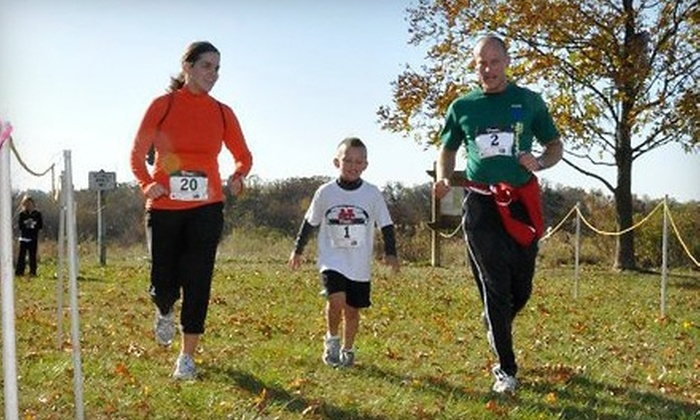 Little Hands Make A Big Difference - Loves Park: Child or Adult Entry for the Annual Little Hands Make A Big Difference 5K (Up to Half Off)