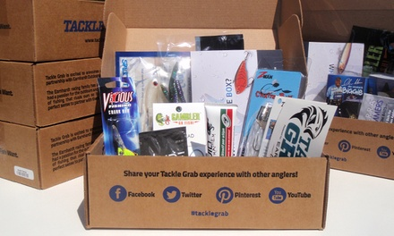 Two or Three Months of Personalized Monthly Bait and Tackle Deliveries from Tackle Grab (Up to 44% Off)