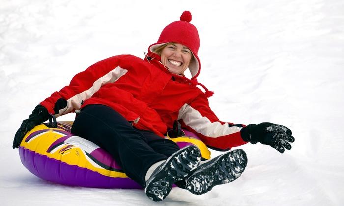 Adrenaline Adventures - Headingley: C$24.50 Snow Tubing for Two at Adrenaline Adventures (C$41.96 Value)
