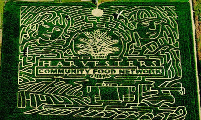 Liberty Corn Maze - Northland: $15 for Season Pass to Liberty City Corn Maze ($30 Value)