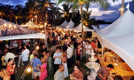 VIP Experience for One or Two at Miami Taste of Brickell Food and Wine Festival on March 14, 2015 (Up to 56% Off)