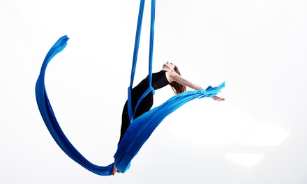 $35 for Four 60-Minute Tumbling or Circus Classes at Legacy Trampoline and Tumbling ($69 Value)