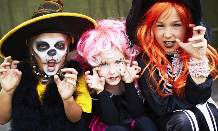 Wicked Halloween - Memory Grove Park: Halloween 5K Registration with T-Shirt for Two or Four on Saturday, October 25 from Wicked Halloween (Up to 50% Off)