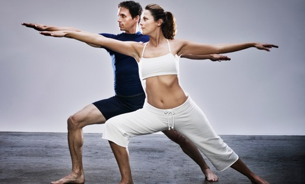 Yoga and Fitness Classes at Prana Fitness (Up to 81% Off). Three Options Available.
