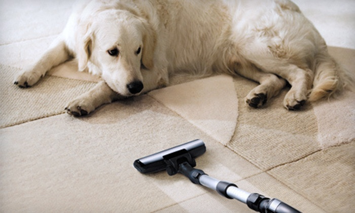 Superior Cleaning & Carpet Care - Colorado Springs: Three or Five Rooms of Carpet Cleaning from Superior Cleaning & Carpet Care (Up to 58% Off)