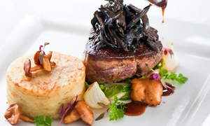 La Residence: Four-Course Tomato Inspired Dinner for Two or Four at La Residence (Up to 56% Off)