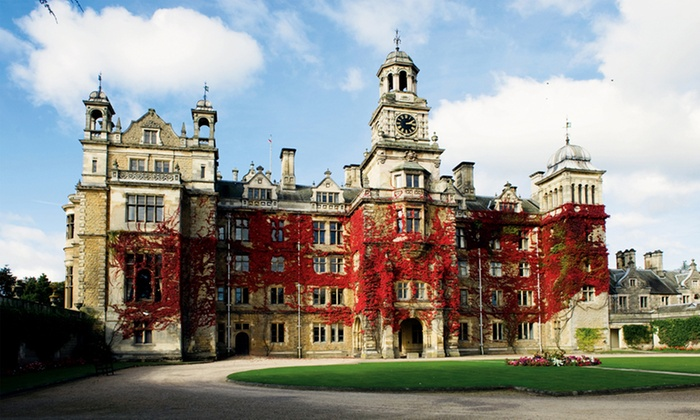 Thoresby Hall Hotel Deals
