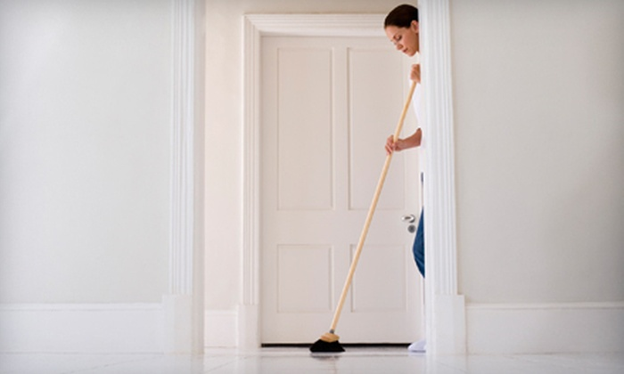 Eddies Fresh Touch - Boston: One or Three Three-Man-Hour Housecleaning Sessions from Eddies Fresh Touch (Up to 53% Off)