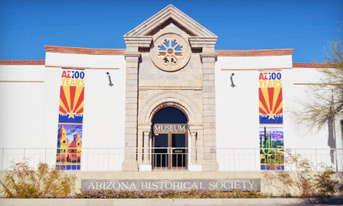 Arizona History Museum - Tucson: Visit for Two or Four to the Arizona History Museum (Half Off)
