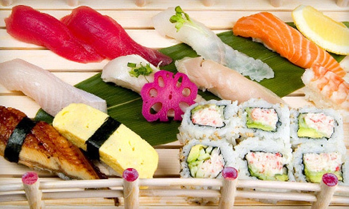 Zono Sushi - City Center: Sushi and Japanese Food at Zono Sushi (Half Off). Two Options Available.