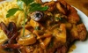 Fork & Spoon Patio Cafe - West Point Pepperell Square: Prix-Fixe Meal for Two at Fork & Spoon Patio Cafe (Up to 46% Off). Two Options Available.