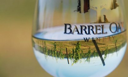 image for $32 for $50 Worth of All Items for Sale at the Winery at Barrel Oak Winery and Farm Brewery
