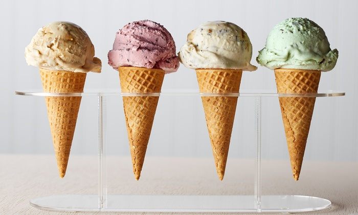 Creamy Treats Ice Cream Parlor - St. George: $12 for Five Groupons, Each Good for $4 Worth of Ice Cream at Creamy Treats Ice Cream Parlor ($20 Value)
