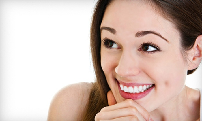 Bonita Dental - Central Scottsdale: $104 for a Dental Exam and In-Office Teeth Whitening at Bonita Dental ($579 Value)