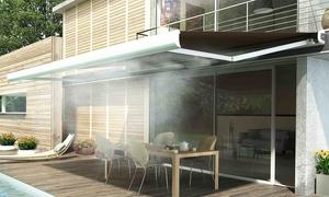 Brumisateur terrasse et individuel