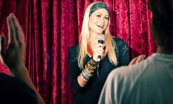 Comedy Bar - Comedy Bar: Comedy Night for Two with $20 Worth of Food and Drinks at Comedy Bar (Up to 55% Off)