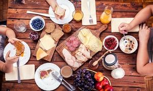 Fresh Food Factory: Exklusives Frühstück für zwei oder vier Personen in der Fresh Food Factory (bis zu 54% sparen*)
