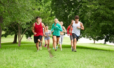 5K Admission for Juniors, Adults, or a Family of Four at FITTPALOOZA5K (Up to 52% Off)