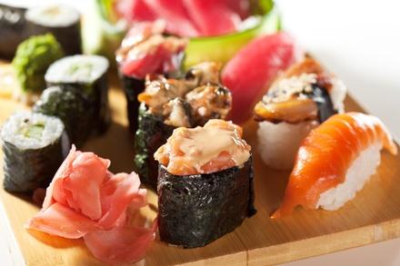 25% Cash Back at Sakura Sushi & Bar - Up to $10 in Cash Back