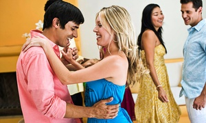 Step by Step: $30 for Two Private Dances Lessons, One Group Lesson, and a Dance Party at Step by Step ($65 Value)
