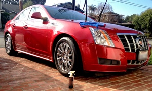 SWS Auto Detailing: Full- or Deluxe-Detail Package at SWS Auto Detailing (Up to 55% Off)