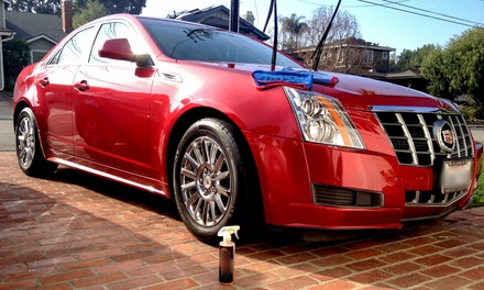 Full- or Deluxe-Detail Package at SWS Auto Detailing (Up to 55% Off)