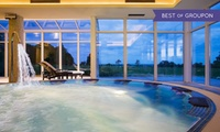 Co. Westmeath: 1 or 2 Nights for Two with Breakfast and Afternoon Tea at Temple Lodge & Spa