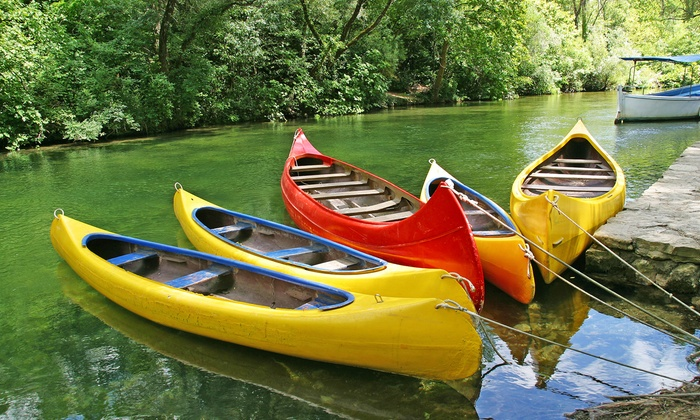 Amazing Grace Marina, Outfitters And River Run - Bennington, NH: $98 for $179 Worth of Canoe Rental — Amazing Grace Marina, LLC