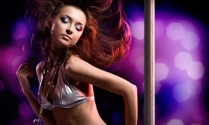 Pole Parlor By Chica - Waldo: Two or Five Pole-Dancing Classes or Pole-Party at Pole Parlor By Chica (Up to 60% Off)