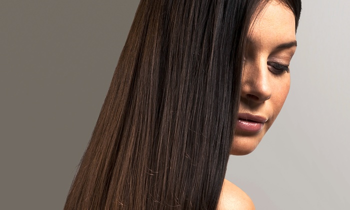 Salon Mirage - Citrus Park Community: $99 for a Keratin Hair-Smoothing Treatment at Salon Mirage (Up to $375 Value)