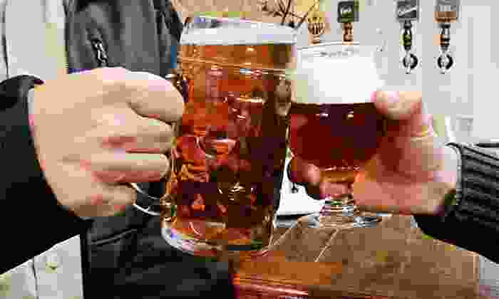 Sudwerk Brewing Co. - Sudwerk Brewery Co.: Brewery Tour Package for Two or Four with Tastings and Half-Growlers at Sudwerk Brewing Co. (Up to 42% Off)