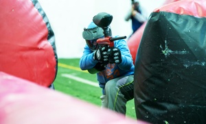 SplatZone Paintball: All-Day Paintball Package for Two, Four, or Six at SplatZone Paintball (Up to 56%Off)